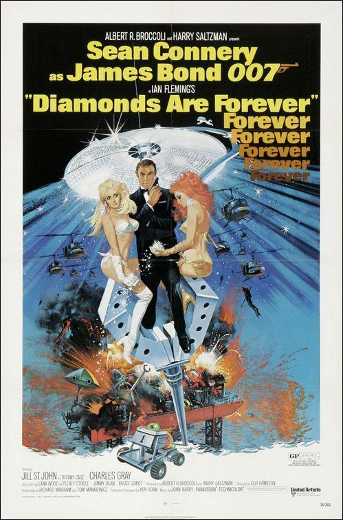 DIAMANTES PARA LA ETERNIDAD (1971) [BLURAY 720P X264 MKV][AC3 5.1 CASTELLANO] torrent